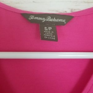 Tommy Bahama Tops - Tommy Bahama Ruched Tank Top EUC